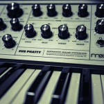【動画】Moog SUBPHATTY