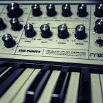 【動画】Moog SUBPHATTY