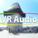 音も連動して回るVR動画の作り方 RICOH THETA S+ZOOM H2n
